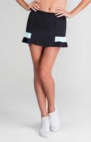 "Tail Ladies & Plus Size Verna 12.5"" Tennis Skorts - Sea Breeze (Black)"