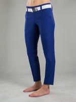 JoFit Ladies & Plus Size Slimmer Cropped Pants - Napa (Blue Depth)