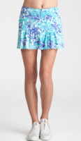 Tail Ladies & Plus Size Kimberley Tennis Skorts - Glistening Tide (Low Tide Curacao)