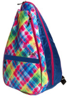 Glove It Ladies Tennis Backpacks - Electric Plaid
