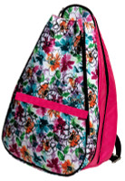 Glove It Ladies Tennis Backpacks - Garden Party