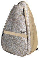 Glove It Ladies Tennis Backpacks - Uptown Cheetah