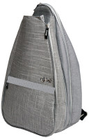 Glove It Ladies Tennis Backpacks - Silver Lining