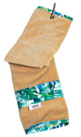 Glove It Ladies Tennis Towels - Jungle Fever