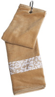 Glove It Ladies Tennis Towels - Uptown Cheetah