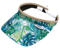 Glove It Ladies Tennis Visors - Jungle Fever