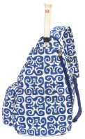 Buckhead Betties Ladies Tennis Backpacks - Don't Fret Navy