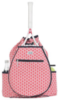 Ame & Lulu Ladies Kingsley Tennis Backpacks - Clover