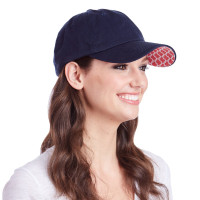 Ame & Lulu Ladies Heads Up Tennis Hats - Clover