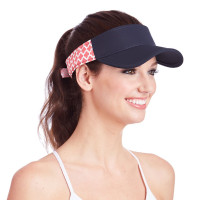 Ame & Lulu Ladies Head in the Game Visors - Clover