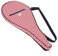 Ame & Lulu Ladies Junior Good Sport Racquet Cover - Clover