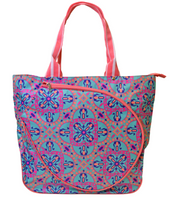 All For Color Ladies Tennis Tote Bags - Spin to Win