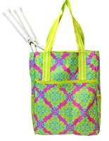 All For Color Ladies Tennis Shoulder Bags - Ready Set Glow