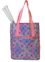 All For Color Ladies Tennis Shoulder Bags - Spin to Win