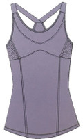 Lucky in Love Ladies Goddess Cami with bra - Lilac