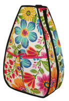 40 Love Courture Ladies Sophi Tennis Backpacks - Wildflower