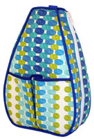 40 Love Courture Ladies Sophi Tennis Backpacks - Bubbles