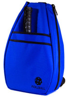 40 Love Courture Ladies Pickleball Backpacks - Blue / Black Lining