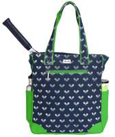 Ame & Lulu Ladies Emerson Tennis Tote Bags - Victory