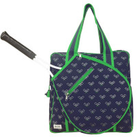 Ame & Lulu Ladies Icon Tennis Bags - Victory