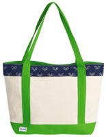 Ame & Lulu Ladies Tucket Tennis Tote Bags - Victory