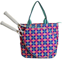 All For Color Ladies Tennis Tote Bags - Retroscope
