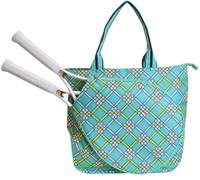 All For Color Ladies Tennis Tote Bags - Open Court