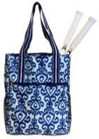 All For Color Ladies Tennis Shoulder Bags - Sapphire Falls