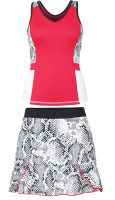 Tail Ladies & Plus Size Tennis Outfits (Tank Tops & Skorts) - Red Hot (Aurora/Boa)