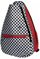 Glove It Ladies Tennis Backpacks - Checkmate