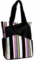 Glove It Ladies Tennis Tote Bags - Cabana Stripe