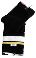 Glove It Ladies Tennis Towels - Cabana Stripe