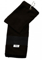 Glove It Ladies Tennis Towels - Black Mesh