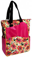 Glove It Ladies Tennis Tote Bags - Sangria