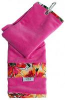 Glove It Ladies Tennis Towels - Sangria