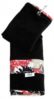 Glove It Ladies Tennis Towels - Coral Reef