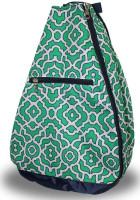 NTB Ladies Tennis Backpack - McKenna (Preppy)