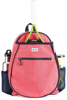 Ame & Lulu Junior Tennis Camper Backpacks - Pink and Navy
