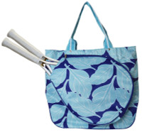 All For Color Ladies Tennis Tote Bags - Palm Paradise