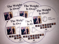 The Weight is Over! - 5 Disk DVD Series