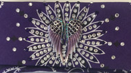 Bandana, dazzling rhinestone angel wing centerpiece surrounded by Swarovski crystals that will shine like no other.  Go Brazen is the leader in quality made bandanas, stop by their store in Red Wing, Minnesota or shop on line.