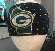 Headband, Sports Packers Green Bay HEADBAND FREE SHIPPING