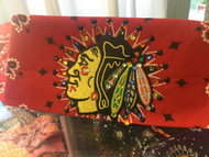 Bandana, Sports Blackhawks on Red FREE SHIPPING
