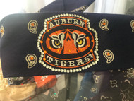 Bandana, Sports Michigan Auburn FREE SHIPPING