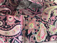 "Bandana Band, Paisley 42"" long x  3 1/2"" wide FREE SHIPPING"