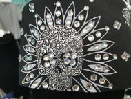 Bandana, Skull Sugar Metal More COLORS AVAIL , FREE SHIPPING