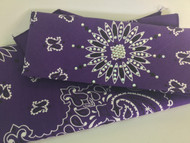 Bandanas His& Hers Set Norm Fundraiser, We donate $5.