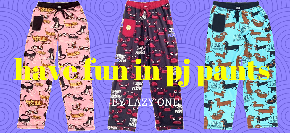 Pajama Pants by Lazy One