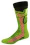 Men's Trout Socks by K. Bell