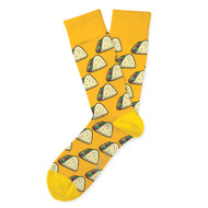 Taco Tuesday Socks by Two Left Feet Sock Co.
